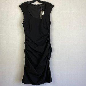 LE CHATEAU Ruched Dress NWT